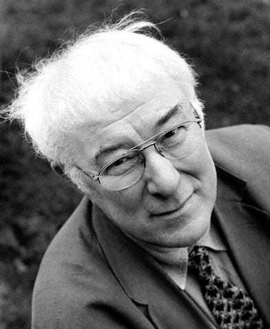 Seamus Heaney poet